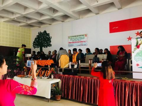 १०८ औ अन्तर्राष्ट्रिय महिला दिवस विषयक छलफल कार्यक्रम