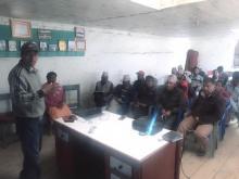 स्थानीय सरकार संचालन तथा योजना ब्यवस्थापन सम्बन्धि क्षेमता विकास तालिम